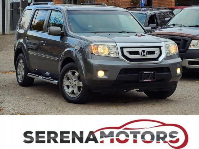 2010 Honda Pilot TOURING | 8 PASS. | TOP OF THE LINE | NO ACCIDENTS