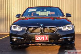 Used 2017 BMW 3 Series 330i xDrive ACCIDENT FREE LEATHER NAV for sale in Brampton, ON