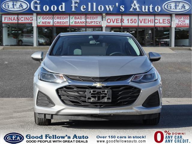 2019 Chevrolet Cruze LT MODEL, REARVIEW CAMERA, HEATED & POWER SEATS