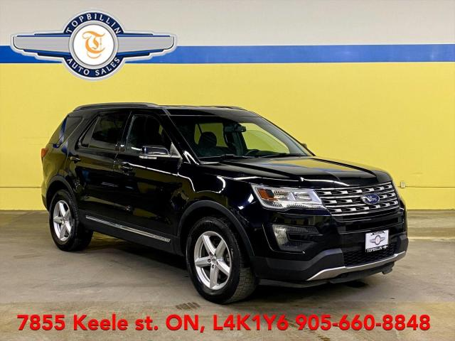 2016 Ford Explorer XLT 4WD, Heated Seats, Backup Cam