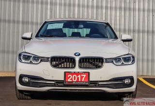 Used 2017 BMW 3 Series 320i xDrive ACCIDENT FREE LEATHER CAR PLAY for sale in Brampton, ON