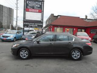 Used 2011 Honda Accord SE/ SHOWROOM CONDITION / ALLOYS / LIKE NEW for sale in Scarborough, ON
