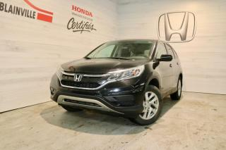 Used 2015 Honda CR-V SE 5 portes TI for sale in Blainville, QC
