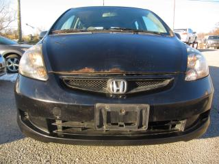 Used 2007 Honda Fit LX w/Cruise Control for sale in Newmarket, ON
