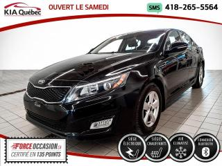 Used 2015 Kia Optima LX* AUTOMATIQUE* SIEGES CHAUFFANTS* for sale in Québec, QC
