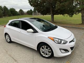 Used 2013 Hyundai Elantra GT GLS for sale in Toronto, ON