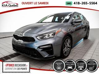 Used 2020 Kia Forte EX+* TOIT* CARPLAY* SIEGES CHAUFFANTS* for sale in Québec, QC