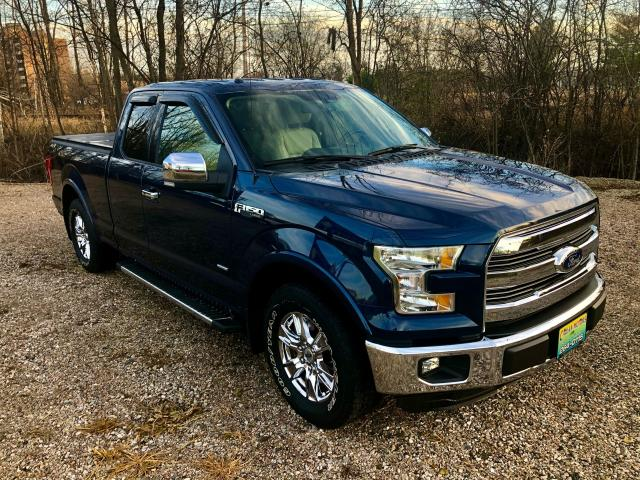 2015 Ford F-150 Lariat Only 61800 km $133 Weekly