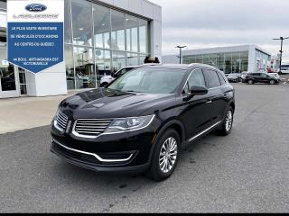 Used 2017 Lincoln MKX Sélect 4 portes TI for sale in Victoriaville, QC