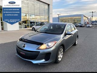 Used 2012 Mazda MAZDA3 Hayon 4 portes Sport, boîte automatique, for sale in Victoriaville, QC