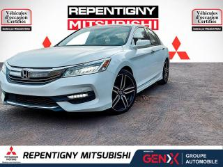 Used 2016 Honda Accord TOURING + NAVI + TOIT + CUIR +++ for sale in Repentigny, QC