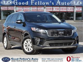 Used 2019 Kia Sorento EX MODEL, AWD, LEATHER SEATS, 7PASS, APPLE CARPLAY for sale in Toronto, ON