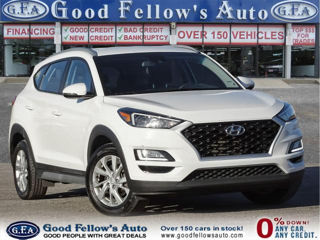 2019 Hyundai Tucson PREFERRED, AWD, APPLE CARPLAY, REARVIEW CAMERA, 2L