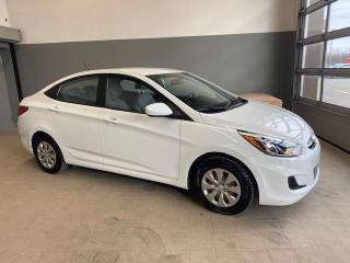 Used 2016 Hyundai Accent Berline 4 portes, boîte manuelle, L for sale in Joliette, QC