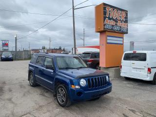 Used 2009 Jeep Patriot North**4X4**4 CYLINDER**RUNS WELL**AS IS SPECIAL for sale in London, ON