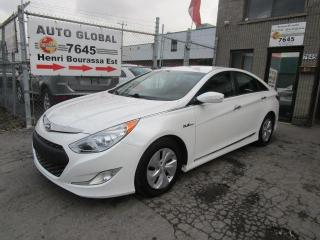 Used 2013 Hyundai Sonata Hybrid Berline 4 portes for sale in Montréal, QC
