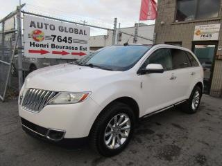 Used 2011 Lincoln MKX Traction intégrale, 4 portes for sale in Montréal, QC