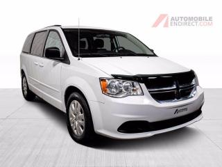 Used 2017 Dodge Grand Caravan SXT Stow N Go for sale in St-Hubert, QC