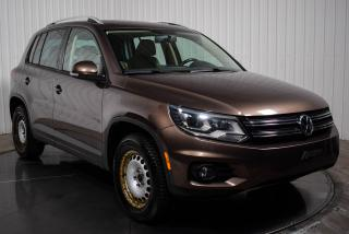 Used 2015 Volkswagen Tiguan COMFORTLINE 4MOTION TSI CUIR TOIT PANO M for sale in St-Hubert, QC
