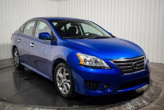 Used 2014 Nissan Sentra SR A/C TOIT GPS MAGS CAMERA for sale in St-Hubert, QC