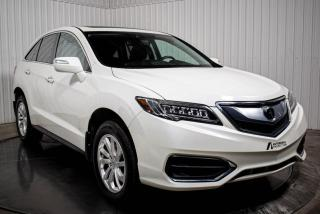 Used 2017 Acura RDX TECH PACK AWD  CUIR TOIT MAGS for sale in St-Hubert, QC