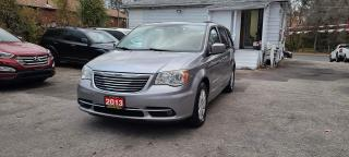 Used 2013 Chrysler Town & Country TOURING for sale in Scarborough, ON