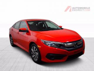 Used 2018 Honda Civic EX A/C MAGS TOIT CAMERA for sale in St-Hubert, QC