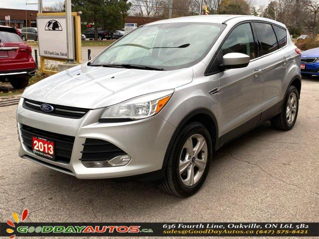2013 Ford Escape SE|LOW KM|NO ACCIDENT|4WD|BLUETOOTH|CERTIFIED