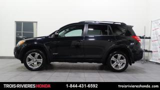 Used 2012 Toyota RAV4 BASE + AWD + ATTACHE REMORQUE + MAGS ! for sale in Trois-Rivières, QC