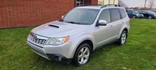 Used 2011 Subaru Forester XT for sale in London, ON