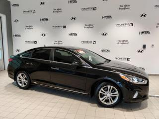 Used 2018 Hyundai Sonata Sport 2,4 L *JAMAIS ACCIDENTÉ, TOIT* for sale in St-Eustache, QC