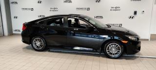 Used 2017 Honda Civic EX 4 portes CVT **JAMAIS ACCIDENTÉ** MAG for sale in St-Eustache, QC