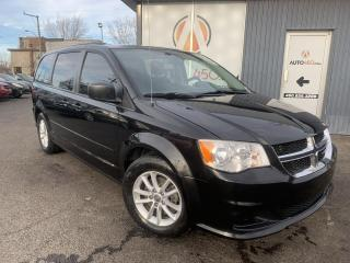 Used 2013 Dodge Grand Caravan ***SXT,STOW&GO,DVD,MAGS,A/C*** for sale in Longueuil, QC