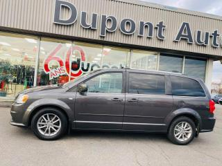 Used 2014 Dodge Grand Caravan 30th Anniversary fourgonnette de tourism for sale in Alma, QC