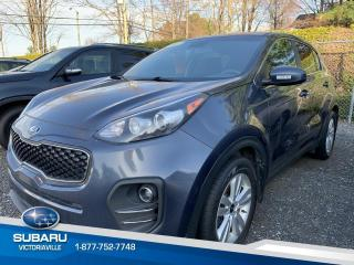 Used 2017 Kia Sportage ** LX ** for sale in Victoriaville, QC