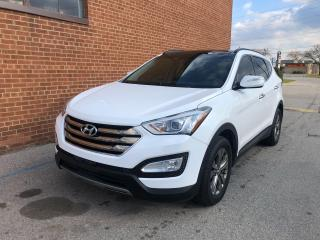 Used 2016 Hyundai Santa Fe Sport Luxury/AWD for sale in Oakville, ON