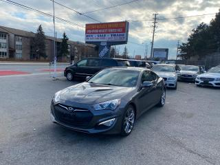 Used 2013 Hyundai Genesis Coupe GT for sale in Toronto, ON