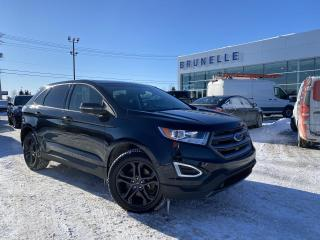 Used 2018 Ford Edge AWD CUIR for sale in St-Eustache, QC