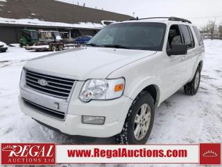 Used 2009 Ford Explorer XLT 4D Utility 4WD 4.0L for sale in Calgary, AB