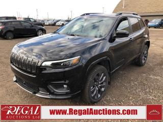 Used 2020 Jeep Cherokee HIGH ALTITUDE 4D UTILITY 4WD 3.2L for sale in Calgary, AB