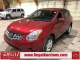 Photo of Red 2013 Nissan Rogue