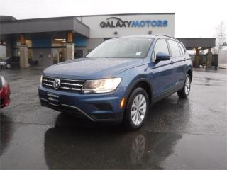 Used 2020 Volkswagen Tiguan TRENDLINE-AWD, HEATED FRONT SEATS, BLUETOOTH for sale in Duncan, BC