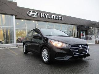 Used 2020 Hyundai Accent Preferred for sale in Ottawa, ON
