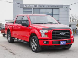 Used 2015 Ford F-150 XLT 302A | NAV | REMOTE START for sale in Winnipeg, MB