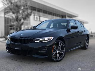 New 2021 BMW 3 Series 330e xDrive Let US Go The Extra Mile for sale in Winnipeg, MB
