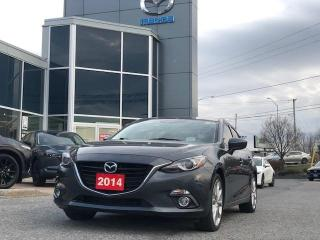 Used 2014 Mazda MAZDA3 LOADED GT AUTO WITH REMOTE START & WINTER TIRES for sale in Ottawa, ON