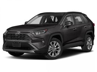 New 2021 Toyota RAV4 Limited MANAGER'S SPECIAL for sale in Winnipeg, MB