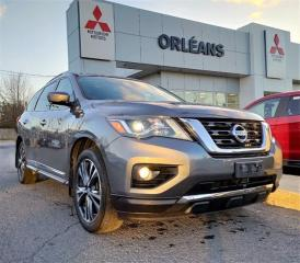 Used 2017 Nissan Pathfinder Platinum for sale in Orléans, ON