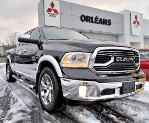 Used 2018 RAM 1500 Laramie Limited DIESEL for sale in Orléans, ON