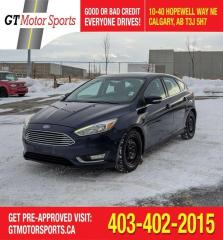 Used 2016 Ford Focus Titanium | $0 DOWN - EVERYONE APPROVED! for sale in Calgary, AB